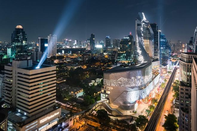 Trung tâm mua sắm Central Embassy Bangkok