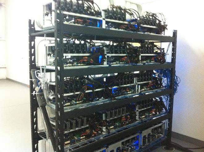 Người người đua nhau tậu máy cày bitcoin, vậy các bạn có biết 1 dàn 6 VGA ăn nhẹ nhàng 1 tháng hết bao nhiêu tiền điện không? - Ảnh 1.