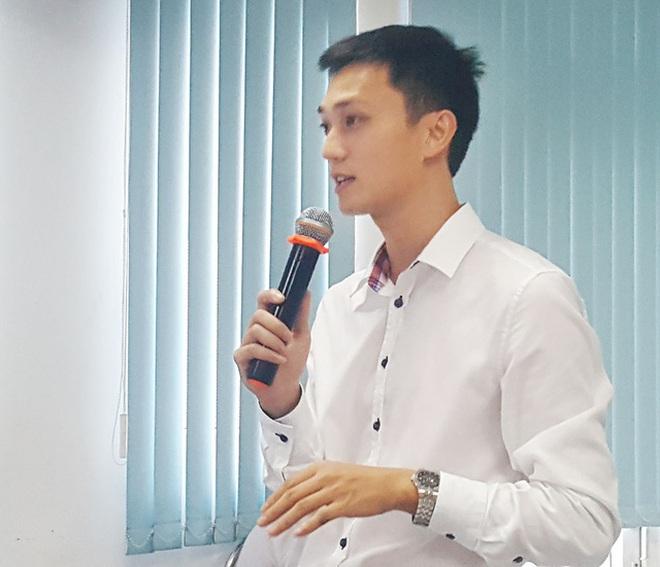 Ông Đỗ Việt Thắng, Phó Giám đốc hãng taxi Thành Công