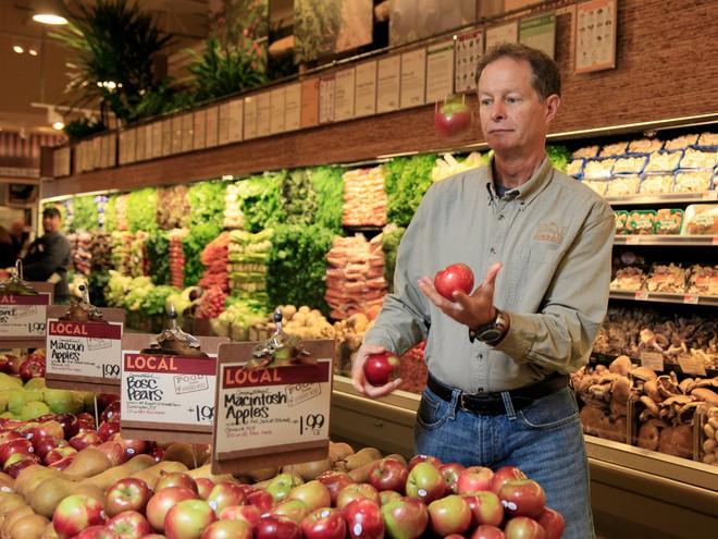 CEO John Mackey của Whole Foods.