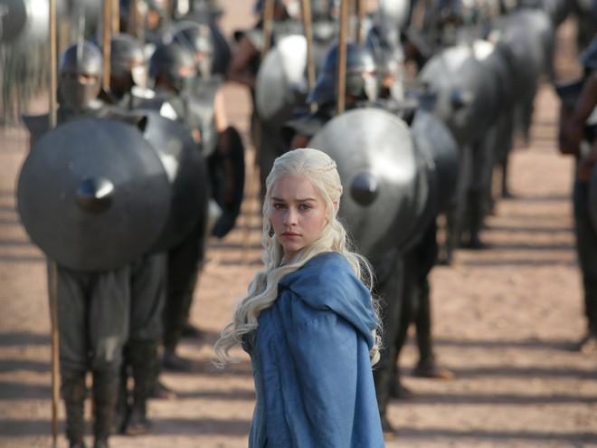 Ban đầu, nữ diễn viên Emilia Clarke không phải lựa chọn hang đầu cho vai Daenerys