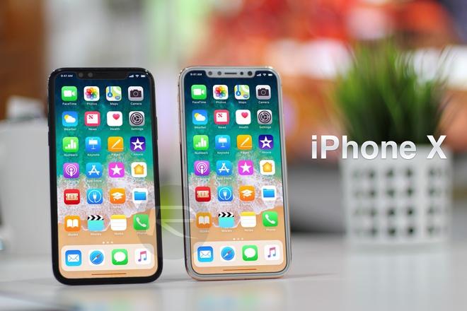 Apple đang phải đối mặt với vấn đề thiếu nguồn cung linh kiện cho iPhone X.