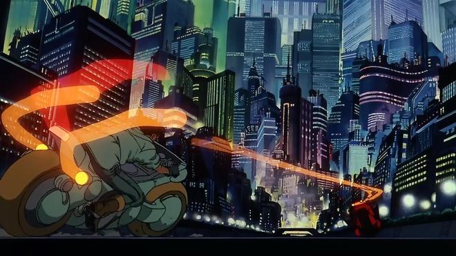 Akira (1988) - Anime khoa học viễn tưởng không thể bỏ qua