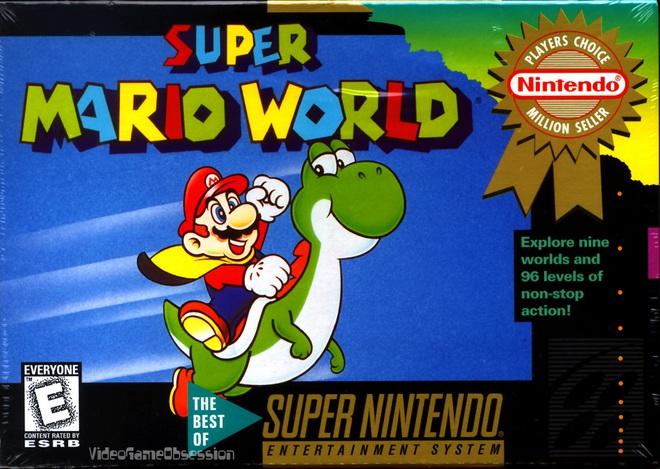 Nhưng thực ra, Mario đã đấm vào đầu Yoshi, khiến nó lè cả lưỡi ra trong sự ngạc nhiên
