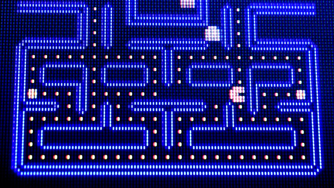 Pac-Man và Ms.Pac-Man chỉ cao có... 5 pixel