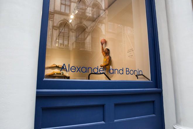Phòng trưng bày nghệ thuật đương đại Alexander and Bonin