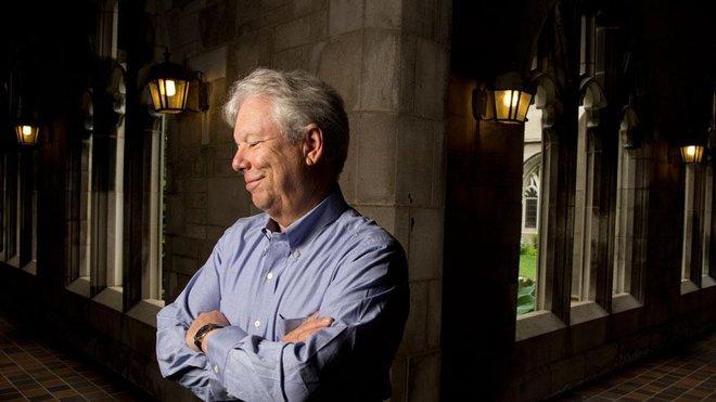 Nhà Kinh tế học Richard Thaler