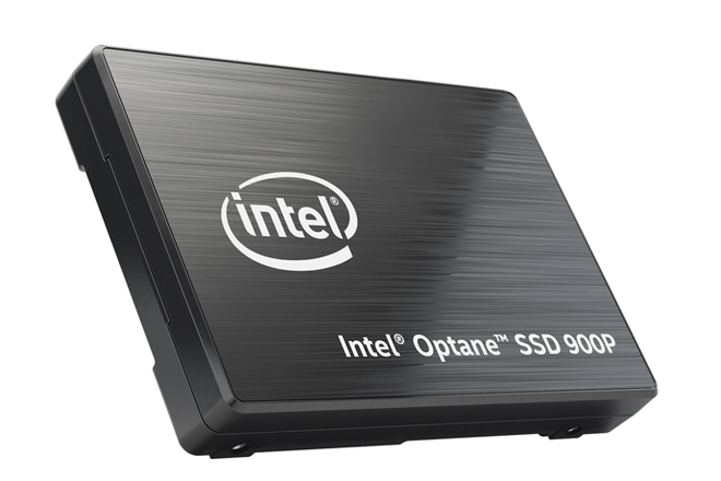 Optane 900P là dòng ổ cứng SSD Optane đầu tiên của Intel cho máy tính để bàn.