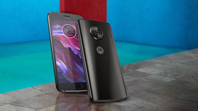 Moto X4 là thiết bị mới nhất hiện nay chạy trên nền tảng Android One
