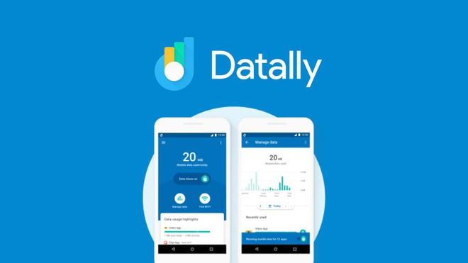 Google vừa giới thiệu ứng dụng Datally giúp người dùng quản lý dữ liệu Internet của mình tốt hơn
