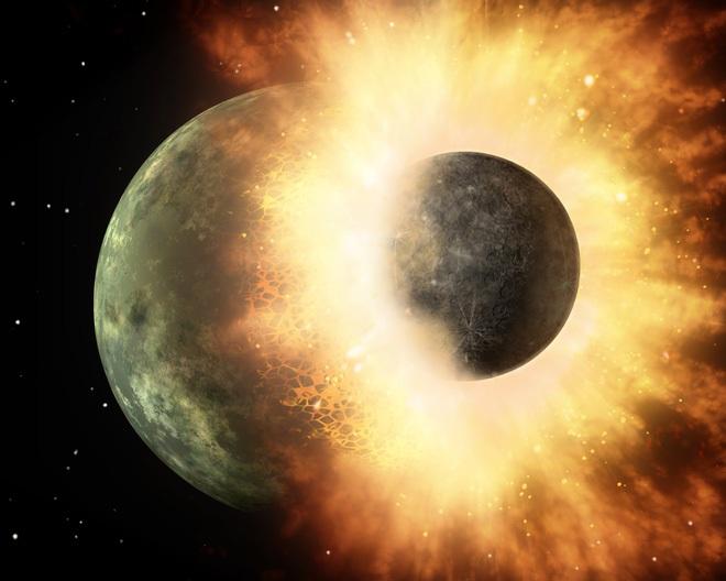 Tiểu hành tinh khổng lồ làm thay đổi mọi chuyện