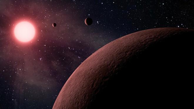 219 hành tinh mới được tìm ra có thể tồn tại sự sống.