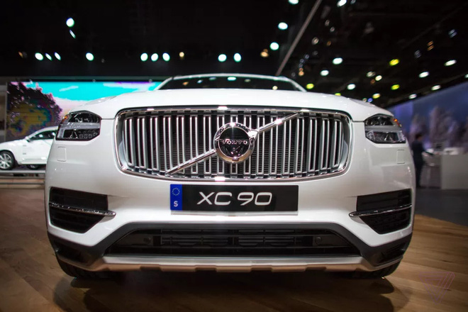 Mẫu xe SUV XC90 của Volvo.