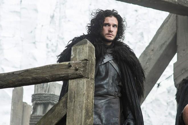 Kit Harington trong vai Jon Snow.