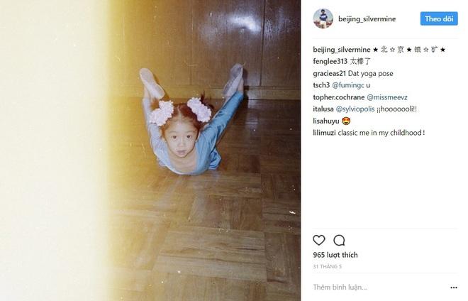 Tấm hình cũ đầy ấn tượng được Sauvin đăng trên trang Instagram dưới cái tên beijing_silvermine