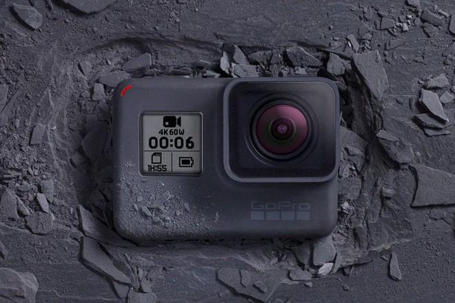 GoPro Hero 6 Black chính thức ra mắt, có thể quay video 4K tốc độ 60 fps, giá 500 USD - Ảnh 2.