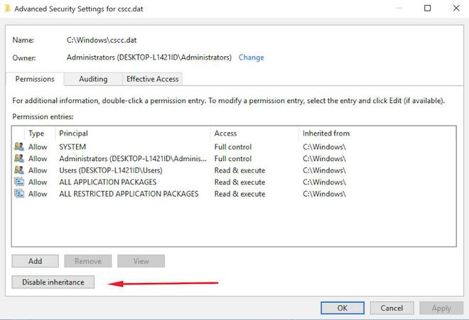 Hướng dẫn chi tiết cách phòng chống ransomware Bad Rabbit - Ảnh 7.