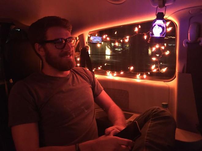 [Vui] Những tài xế Uber tâm lý và đáng yêu nhất quả đất, khách hàng không thể không cho 5 sao - Ảnh 4.