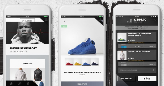 Ứng dụng mua sắm mới nhất của adidas được tích hợp AI để đọc vị khách hàng - Ảnh 1.