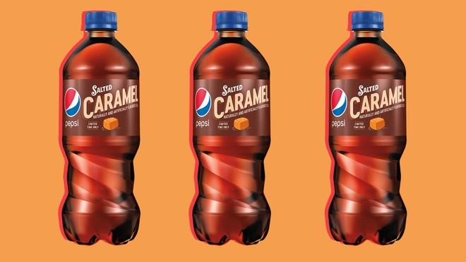 Pepsi mới có thêm vị caramel mặn giá 2,6 USD/chai, bị chuyên gia ẩm thực chê vì không có gì đặc sắc - Ảnh 1.