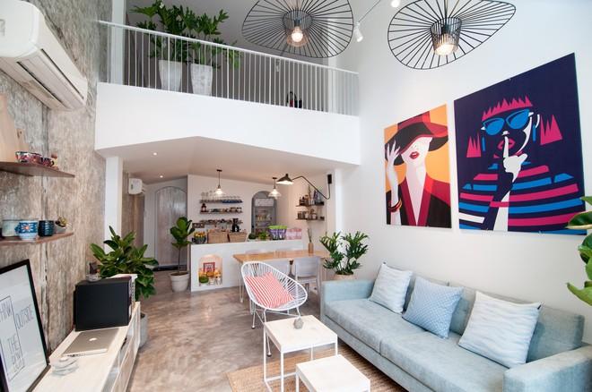 Nha Trang House: Nhà cấp 4 như phòng trọ sinh viên bỗng biến thành tổ ấm lứa đôi nhờ cải tạo kiến trúc - Ảnh 4.