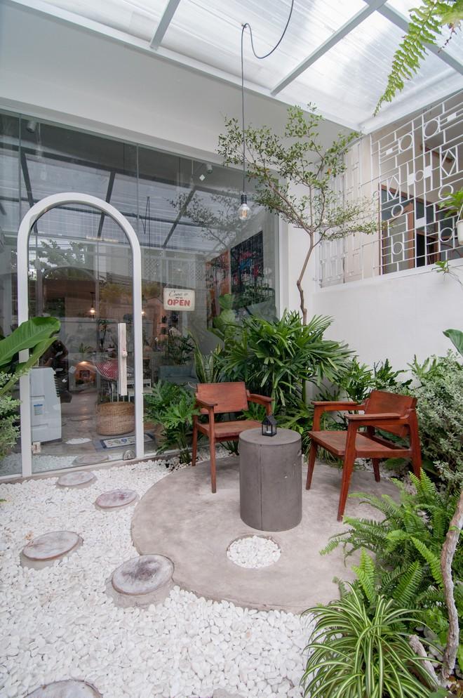 Nha Trang House: Nhà cấp 4 như phòng trọ sinh viên bỗng biến thành tổ ấm lứa đôi nhờ cải tạo kiến trúc - Ảnh 7.