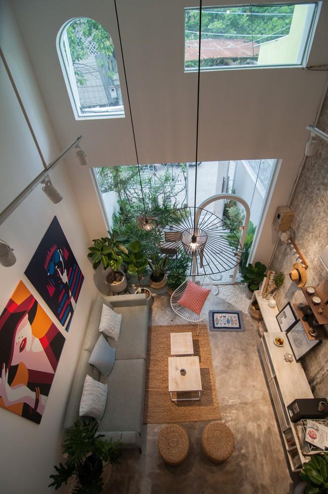 Nha Trang House: Nhà cấp 4 như phòng trọ sinh viên bỗng biến thành tổ ấm lứa đôi nhờ cải tạo kiến trúc - Ảnh 9.