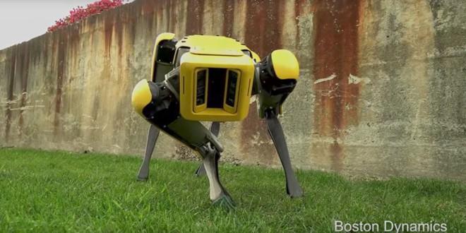 Boston Dynamics cho ra mắt phiên bản nâng cấp của chó robot SpotMini: Di chuyển mượt hơn, giống chó hơn - Ảnh 4.