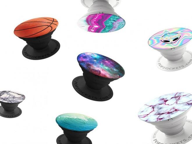 PopSockets cũng có thể được thiết kế riêng với nhiều hình ảnh và màu sắc theo sở thích của từng người