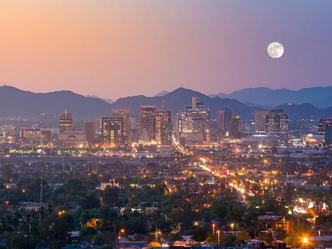 Bill Gates vừa chi 80 triệu USD mua lô đất rộng hơn 10.000 héc-ta ở Arizona để xây dựng thành phố thông minh - Ảnh 1.