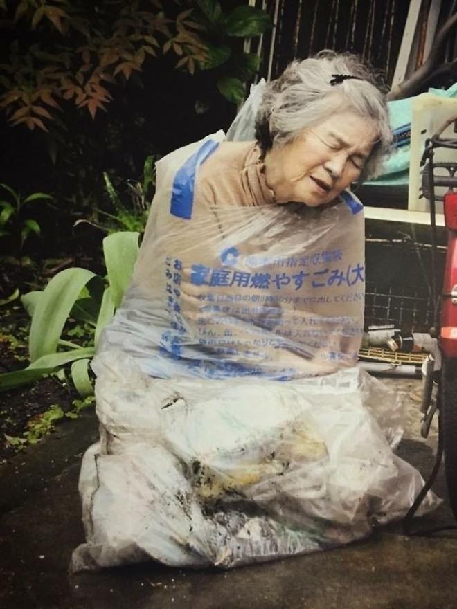 Cụ bà 89 tuổi người Nhật khiến cả thế giới phát sốt với bộ sưu tập ảnh tự chụp cực kỳ hài hước - Ảnh 10.