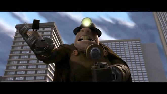 Sau 13 năm đợi chờ mòn mỏi, cuối cùng Pixar đã tung ra teaser chính thức của Gia đình siêu nhân 2 - Incredibles 2 - Ảnh 3.