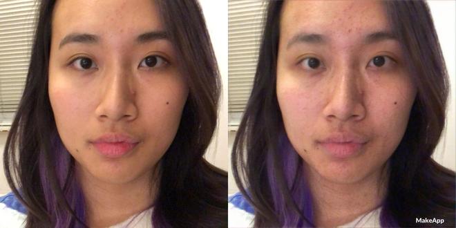 Hóa ra ứng dụng loại bỏ lớp trang điểm trên mặt đang cực hot hiện nay chỉ có tác dụng làm xấu đi 1 bức ảnh bất kỳ - Ảnh 1.