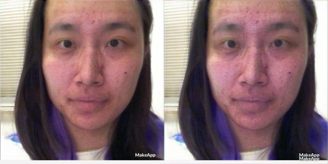 Hóa ra ứng dụng loại bỏ lớp trang điểm trên mặt đang cực hot hiện nay chỉ có tác dụng làm xấu đi 1 bức ảnh bất kỳ - Ảnh 2.