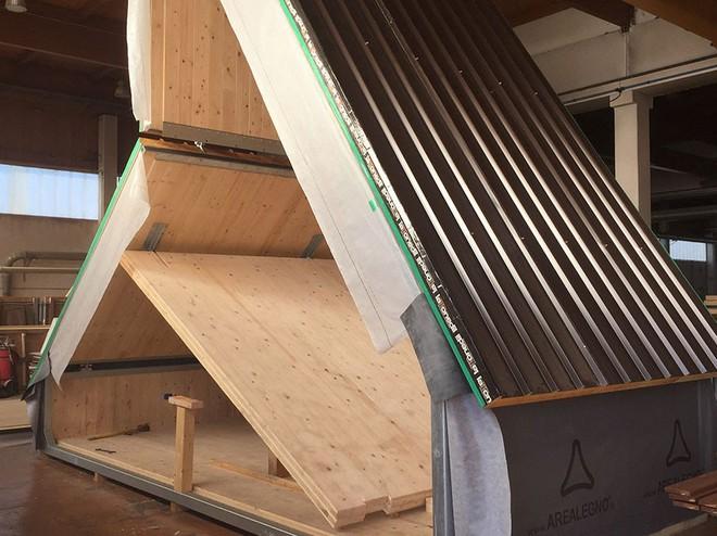 Căn nhà di động lắp ghép như đồ chơi: Chỉ mất 6 tiếng để hoàn thiện, rộng 27m2, chống được động đất với giá chỉ 750 triệu đồng - Ảnh 6.