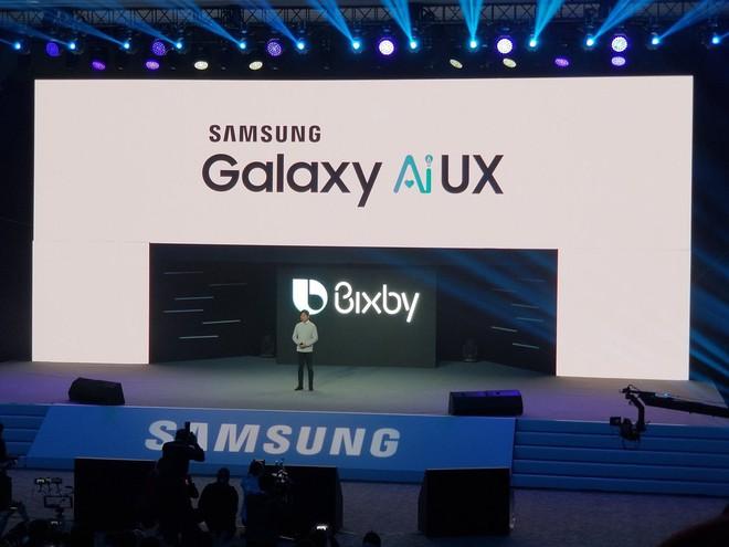 Samsung Galaxy S9 sẽ ra mắt vào tháng 2/2018 với giao diện mới, thêm nhiều tính năng AI - Ảnh 1.