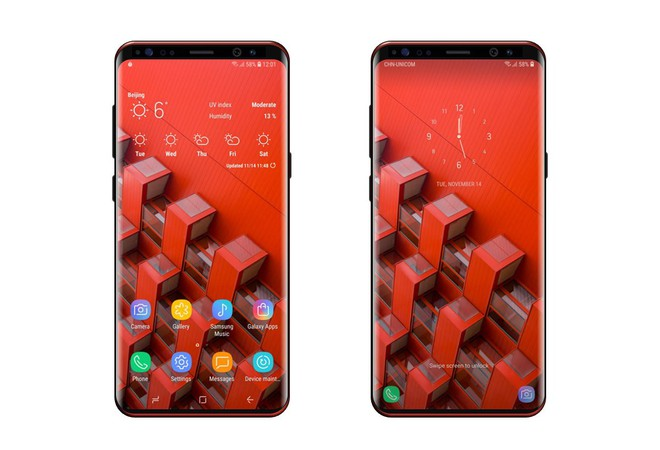 Samsung Galaxy S9 sẽ ra mắt vào tháng 2/2018 với giao diện mới, thêm nhiều tính năng AI - Ảnh 3.