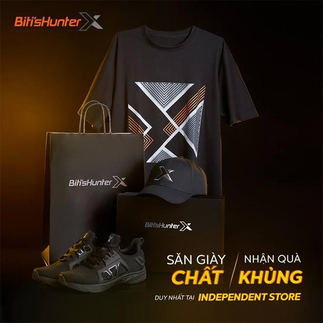 Đánh giá chi tiết 1 trong 100 đôi Bitis Hunter X Midnight Black đầu tiên: đế giống Nike đến lạ, chất lượng tốt, giá chưa đến 1 triệu - Ảnh 6.