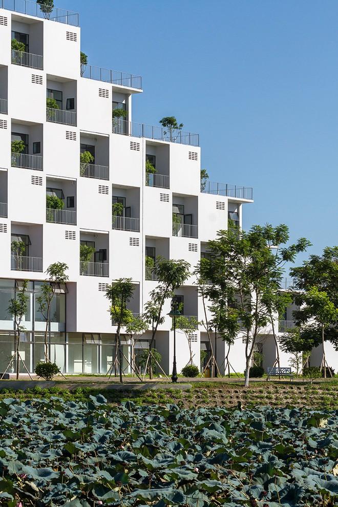 Đại học FPT do Võ Trọng Nghĩa Architects thiết kế lọt Top 10 công trình giáo dục tiêu biểu năm 2017 - Ảnh 2.