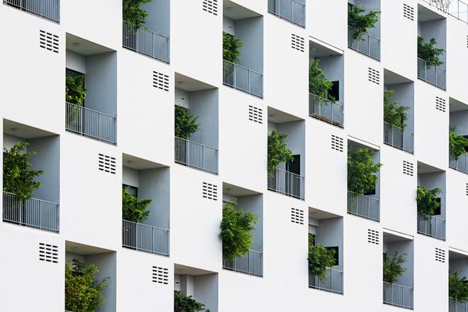 Đại học FPT do Võ Trọng Nghĩa Architects thiết kế lọt Top 10 công trình giáo dục tiêu biểu năm 2017 - Ảnh 4.