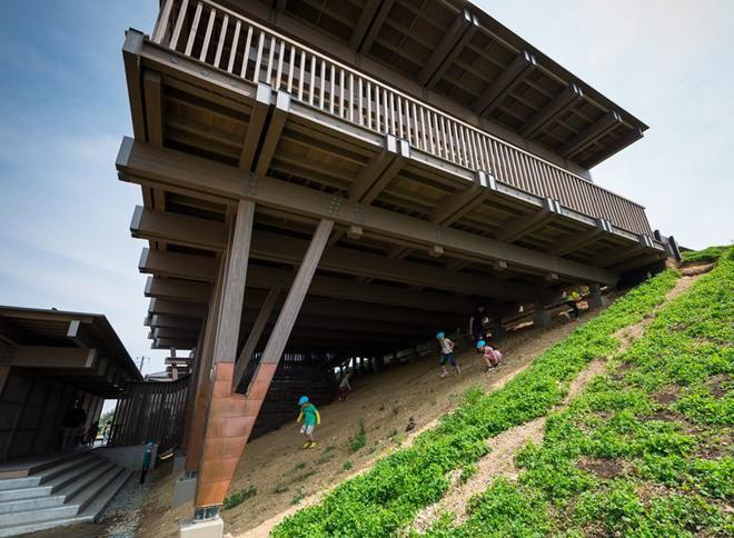 Đại học FPT do Võ Trọng Nghĩa Architects thiết kế lọt Top 10 công trình giáo dục tiêu biểu năm 2017 - Ảnh 19.