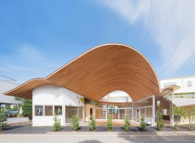 Đại học FPT do Võ Trọng Nghĩa Architects thiết kế lọt Top 10 công trình giáo dục tiêu biểu năm 2017 - Ảnh 23.