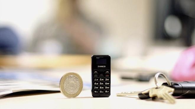 Zanco Tiny T1: Điện thoại nhỏ nhất thế giới, trang bị màn hình OLED, nặng chỉ 13g, giá bán dự kiến 1,2 triệu đồng - Ảnh 5.