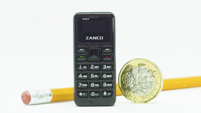 Zanco Tiny T1: Điện thoại nhỏ nhất thế giới, trang bị màn hình OLED, nặng chỉ 13g, giá bán dự kiến 1,2 triệu đồng - Ảnh 6.