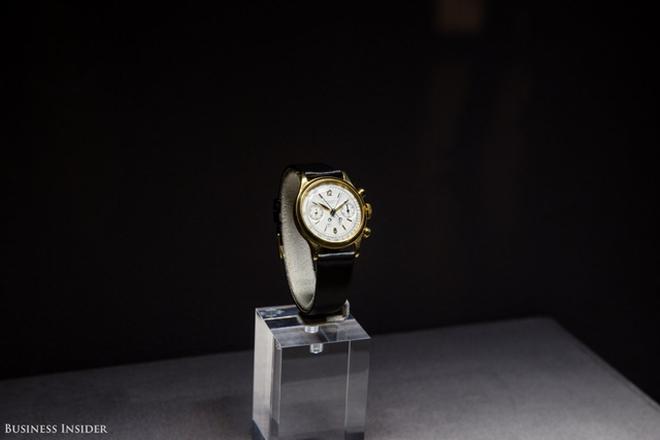 Chiếc đồng hồ này từng thuộc sở hữu của nhạc sĩ nổi tiếng nước Mỹ Duke Ellington.