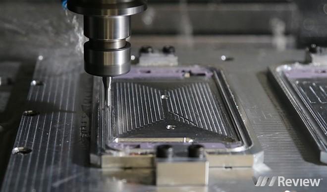 Đây là cách Bkav tạo ra khung nhôm cho Bphone 2017 - Ảnh 7.