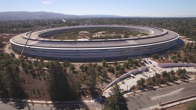 Hãy chờ đợi xem, liệu Apple có tổ chức sự kiện ra mắt iPhone 8 tại đây không nhé!