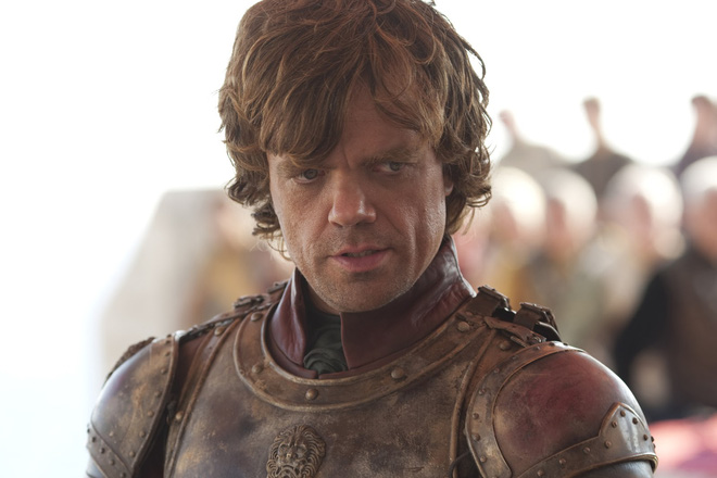 Peter Dinklage trong vai Tyrion Lannister.