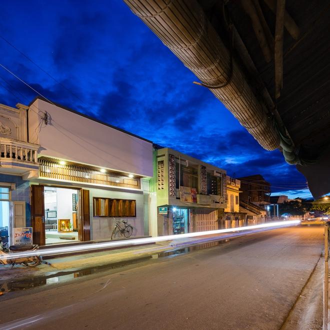 Diện mạo của nhà Bình Thuận trước và sau khi cải tạo