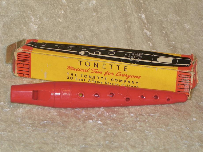 Chiếc sáo Tonette